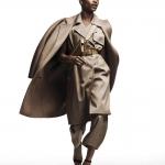 Mayowa Nicholas by Sebastian Kim for Harper's Bazaar US May 2018