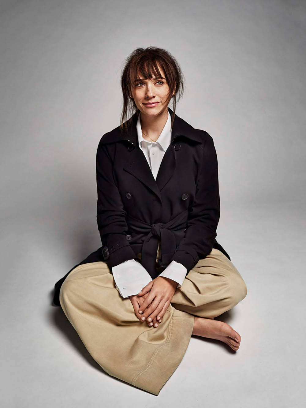 Rashida Jones covers Porter Edit May 18th, 2018 by Billy Kidd