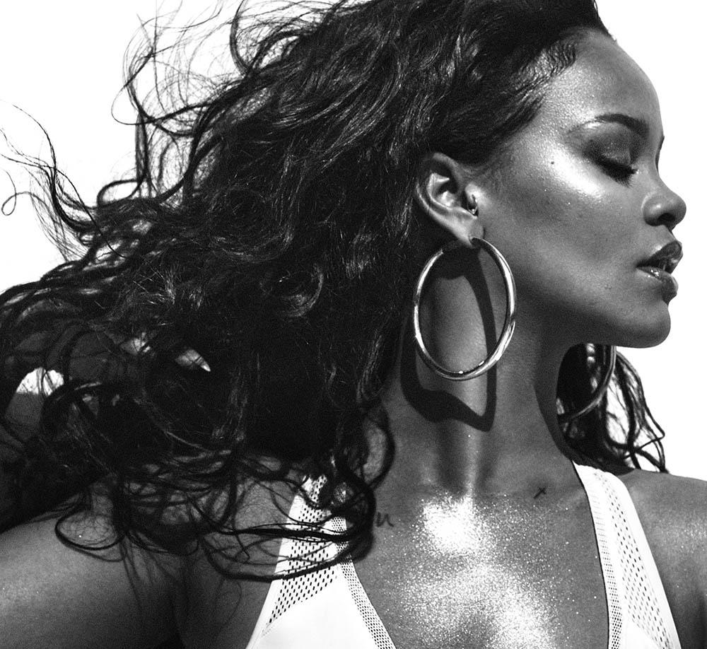 Rihanna covers Vogue US June 2018 by Mert & Marcus