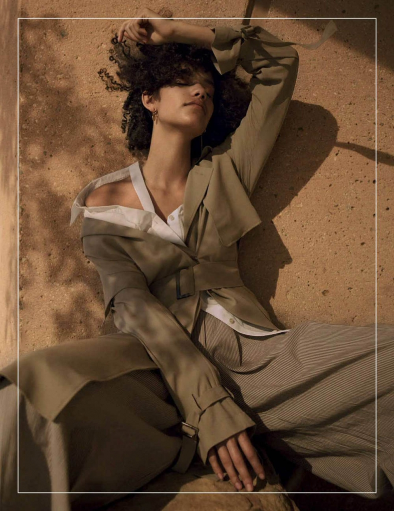 Shelby Hayes by Rory Payne for Vogue Mexico May 2018
