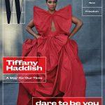 Tiffany Haddish covers W Magazine Volume 3 2018 by Ethan James Green
