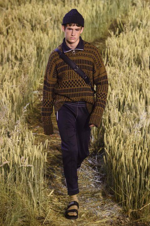 AMI Alexandre Mattiussi Men's Spring Summer 2019 - Paris Fashion Week