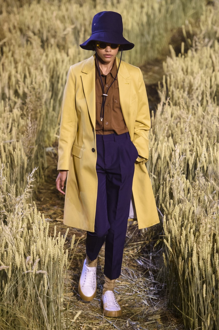 AMI Alexandre Mattiussi Men's Spring Summer 2019 - Paris Fashion Week
