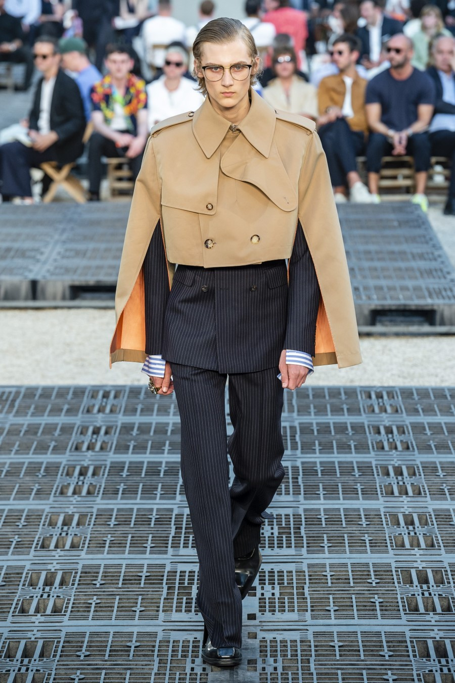 Alexander McQueen Men's Spring Summer 2019 - Paris Fashion Week