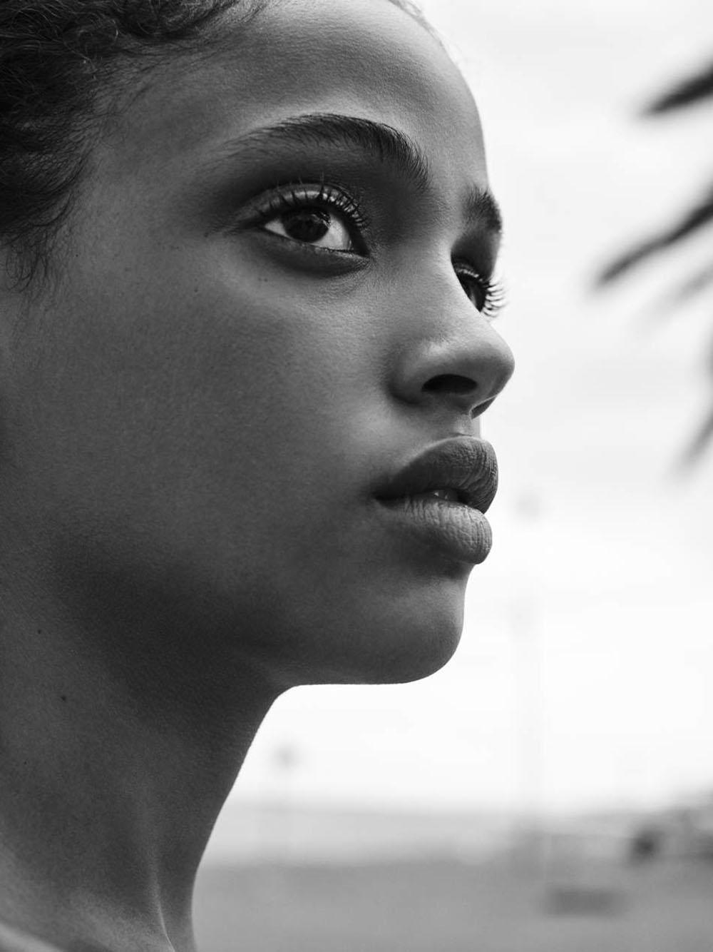 Aya Jones covers Porter Edit June 22nd, 2018 by Stefano Galuzzi