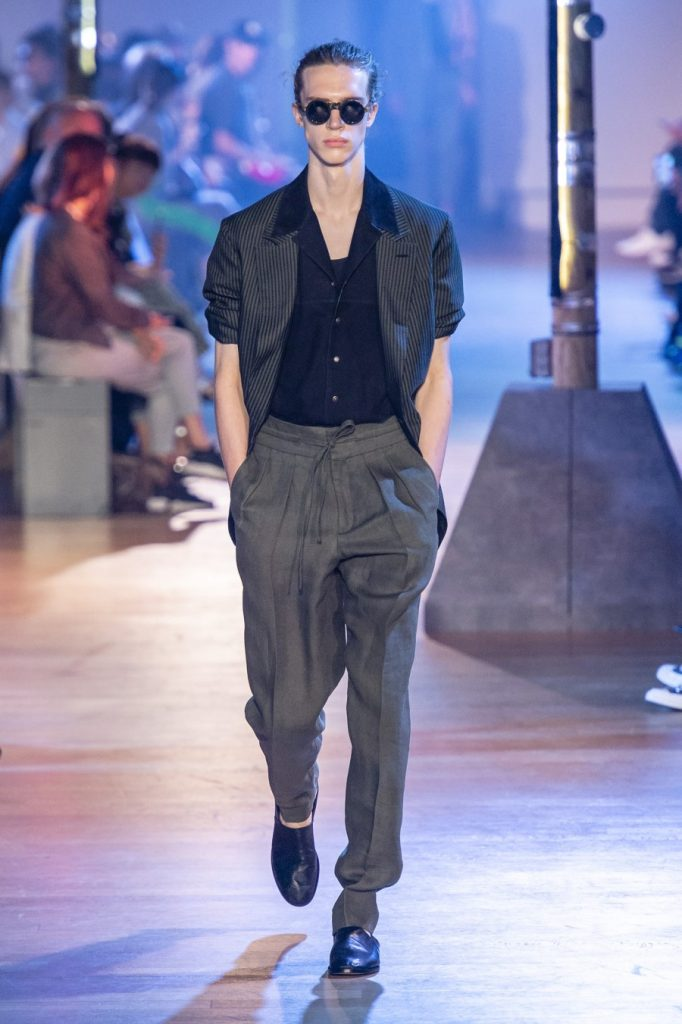 Cerruti 1881 Men's Spring Summer 2019 - Paris Fashion Week