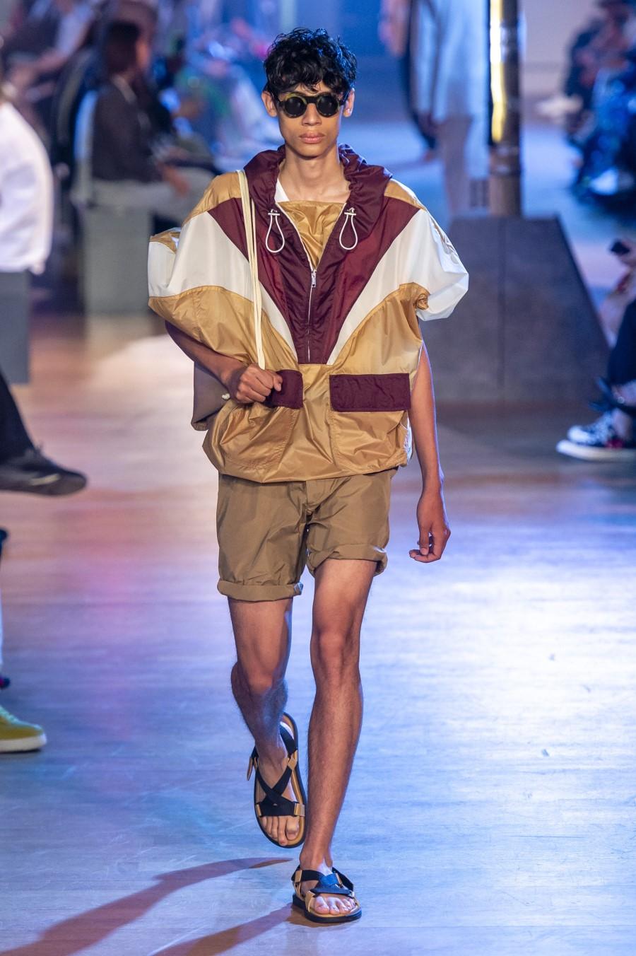 d66d623268 Cerruti 1881 Men's Spring / Summer 2019 - Paris Fashion Week