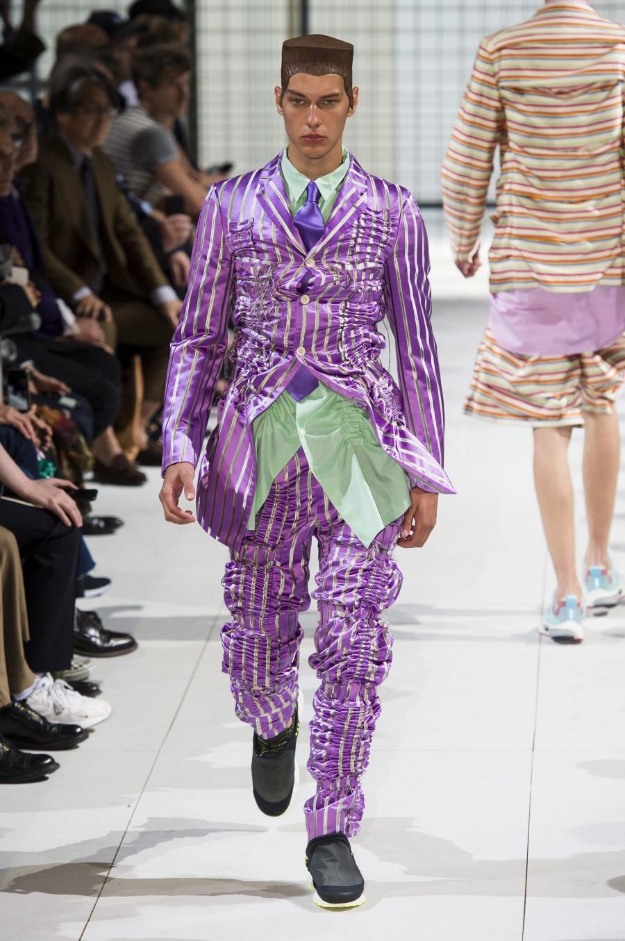 Comme des Garçons Homme Plus Spring Summer 2019 - Paris Fashion Week