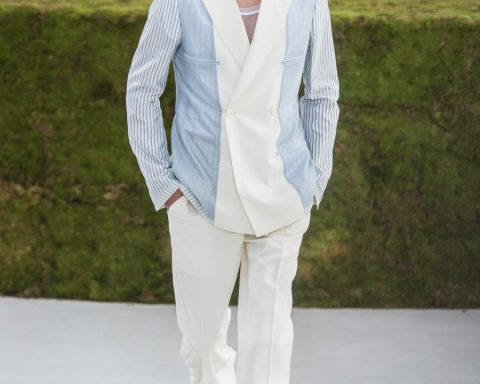 Dior Homme Spring Summer 2019 - Paris Fashion Week
