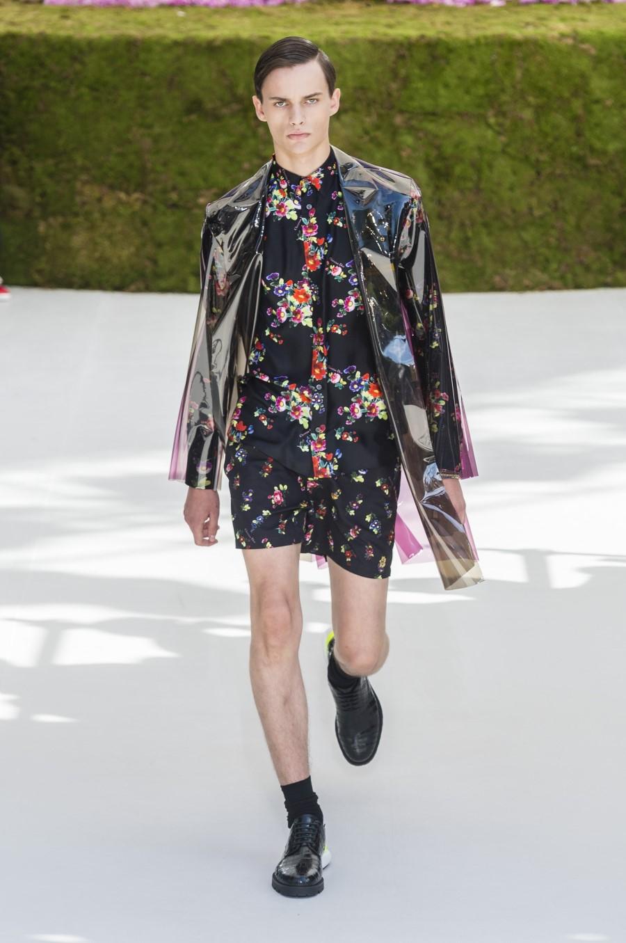 Dior Homme Spring Summer 2019 - Paris Fashion Week