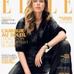 Doutzen Kroes covers Elle France June 8th, 2018 by Duy Vo