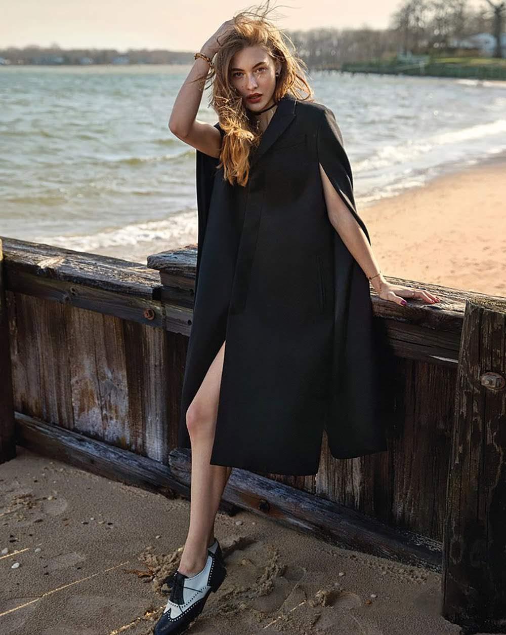 Grace Elizabeth covers Vogue Korea June 2018 by Hyea W. Kang