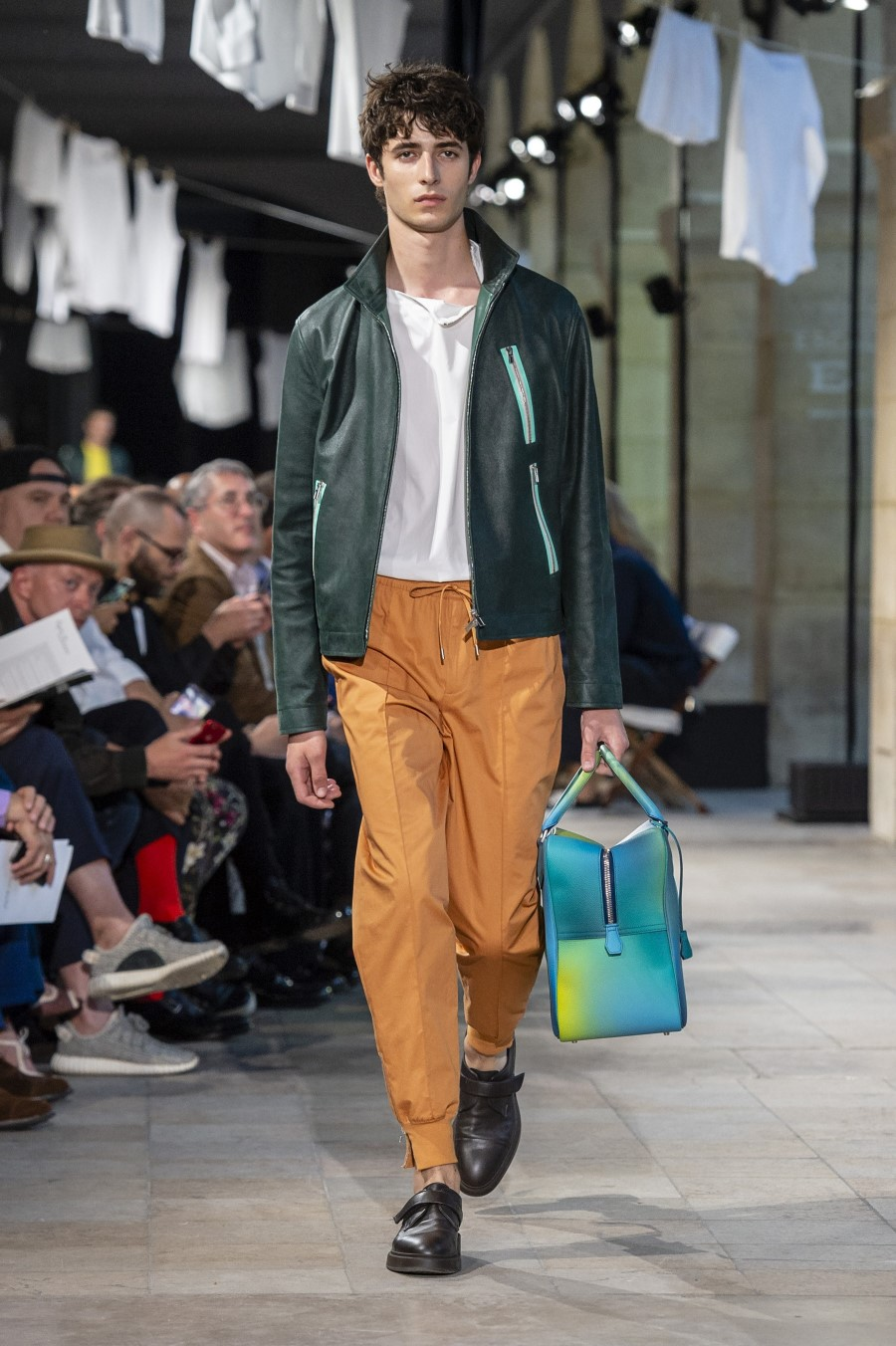 Hermès Men's Spring Summer 2019 - Paris Fashion Week