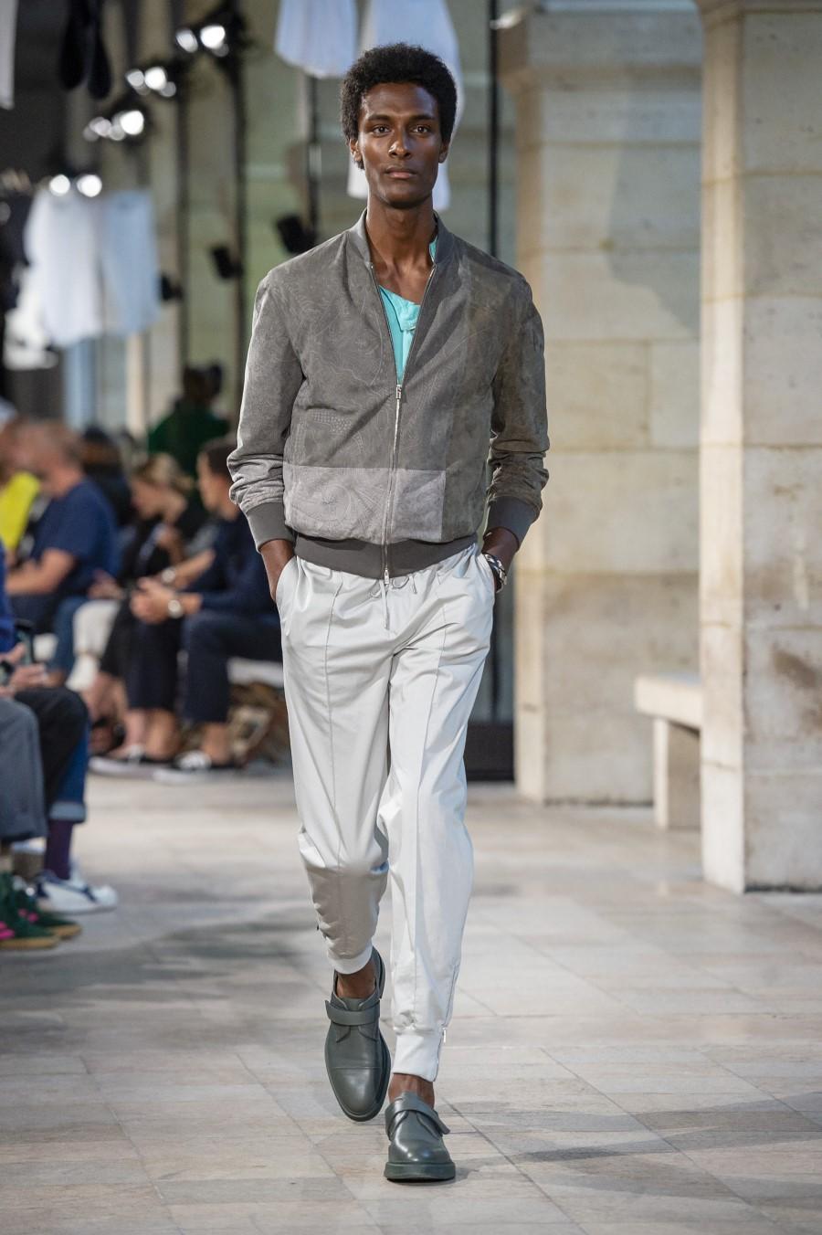 Hermès Men's Spring Summer 2019 - Paris Fashion Week