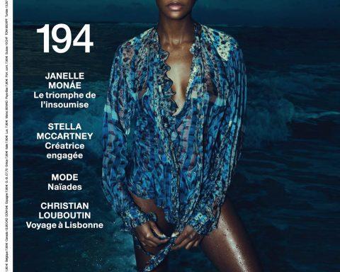 Karly Loyce covers Numéro June 2018 by Txema Yeste