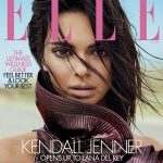 Kendall Jenner covers Elle US June 2018 by Chris Colls