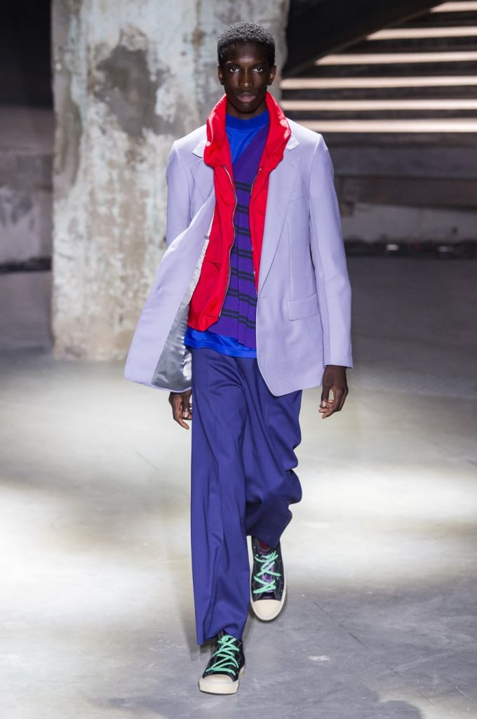 Lanvin Men's Spring Summer 2019 - Paris Fashion Week
