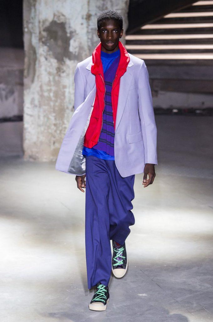 Lanvin Men's Spring Summer 2019 - Paris Fashion Week