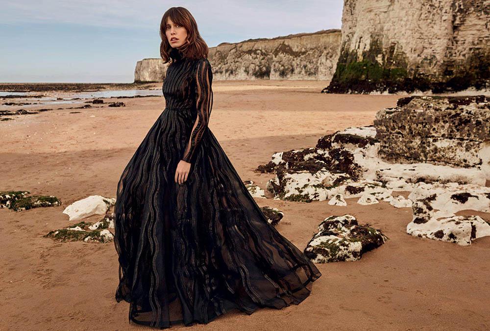 Lorelle Rayner by Agata Pospieszynska for Harper's Bazaar UK June 2018
