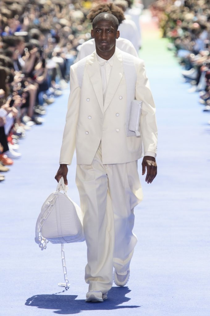 Louis Vuitton Men's Spring Summer 2019 - Paris Fashion Week