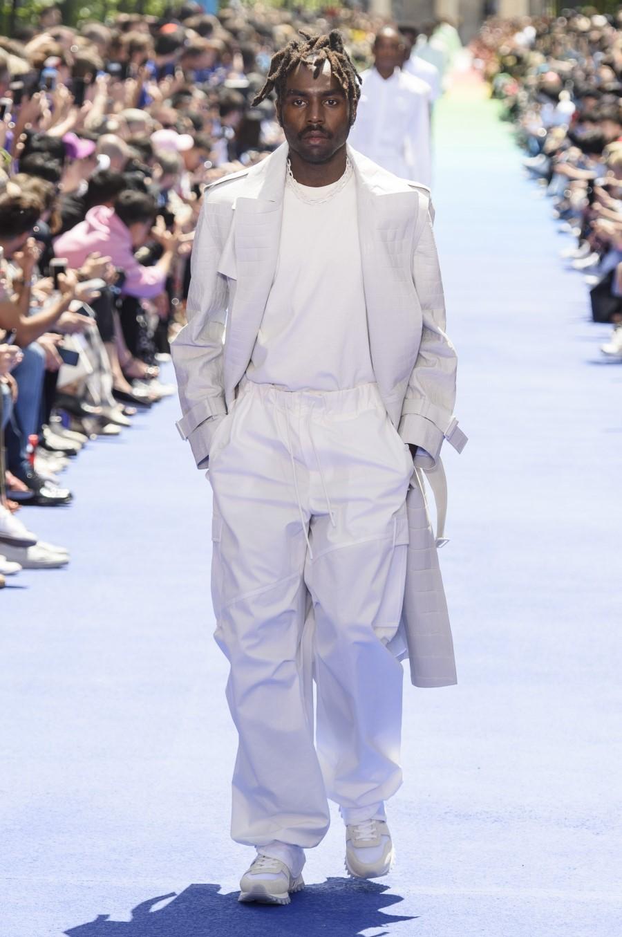 Louis Vuitton Men's Spring Summer 2019 - Paris Fashion Week