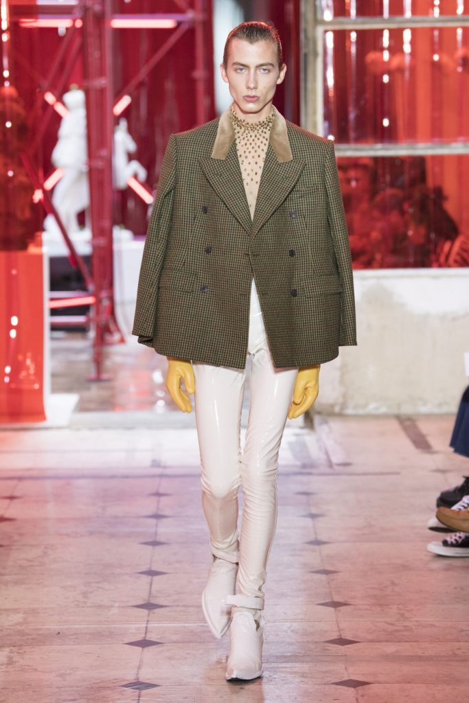 Maison Margiela Men's Spring Summer 2019 - Paris Fashion Week