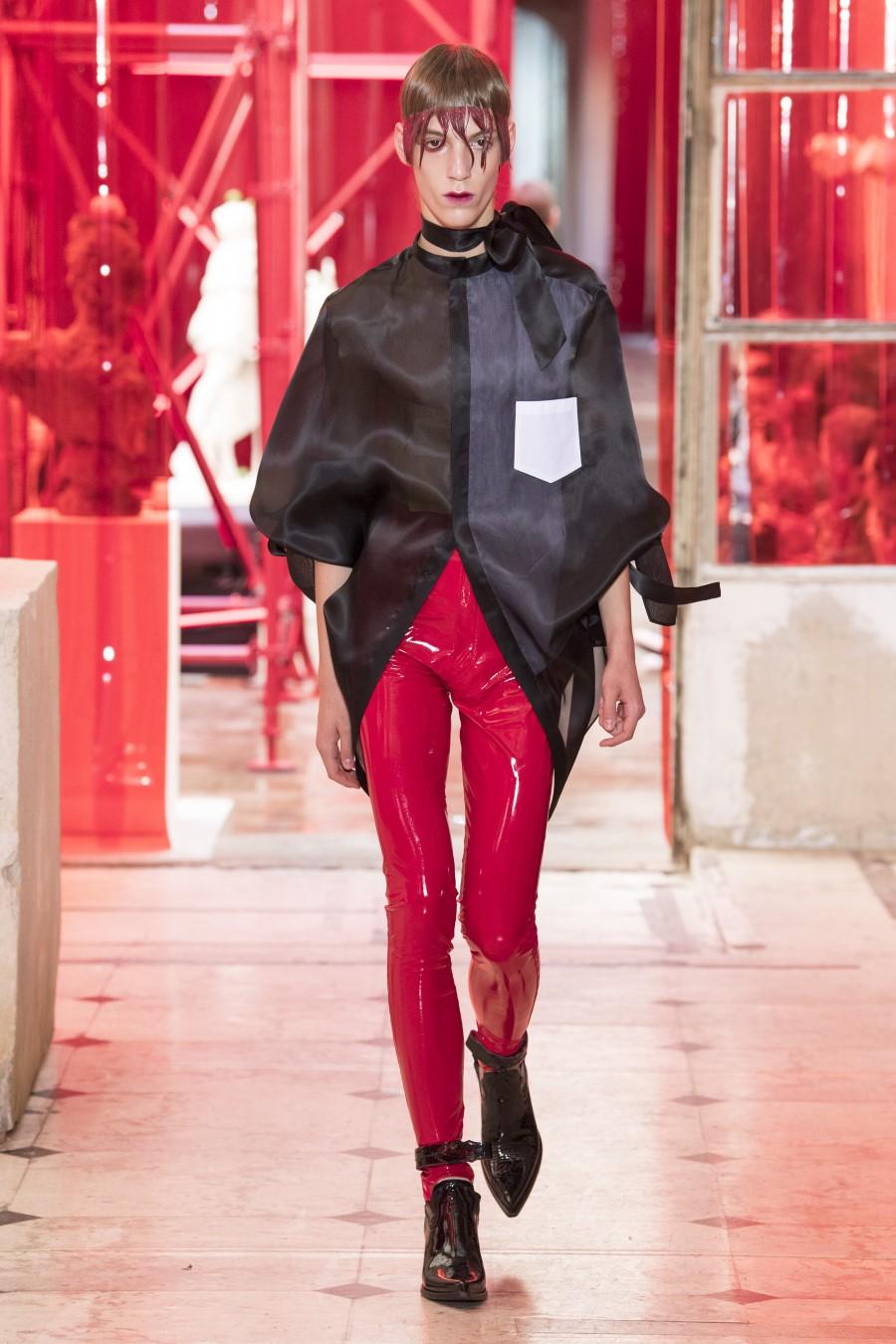 Maison Margiela Men's Spring Summer 2019 - Paris Fashion Week