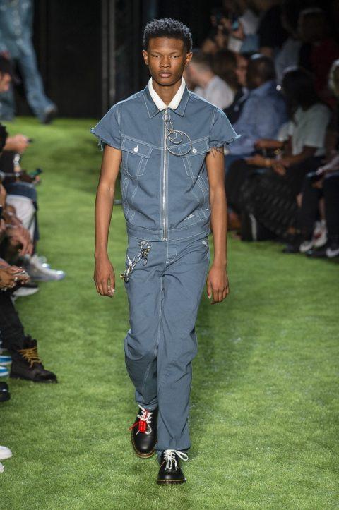 Off-White Men's Spring Summer 2019 - Paris Fashion Week