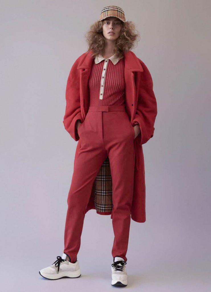 Ondria Hardin by Stephen Ward for Harper's Bazaar Australia June 2018
