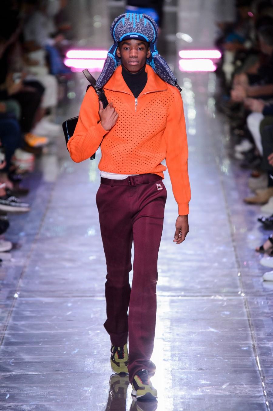 Prada Men's Spring Summer 2019 - Milano Moda Uomo
