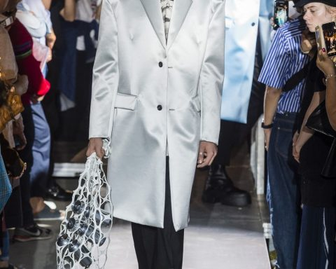 Raf Simons Spring Summer 2019 - Paris Fashion Week