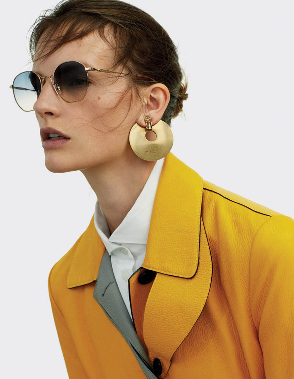 Sara Blomqvist by Hanna Tveite for WSJ. Magazine June 2018