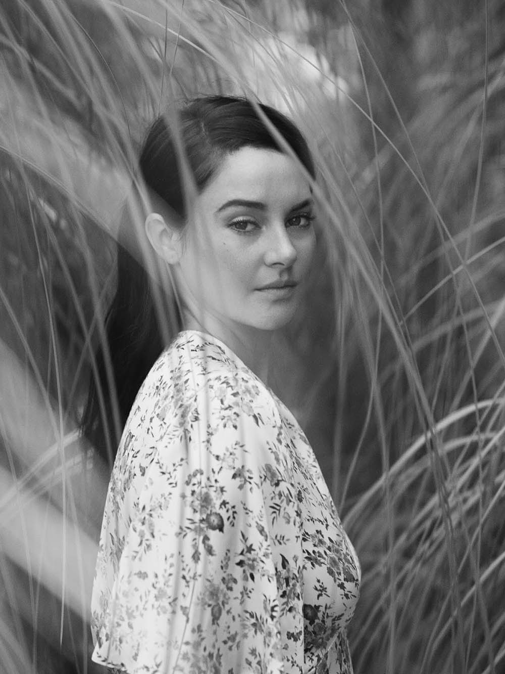 Shailene Woodley covers Porter Edit June 1st, 2018 by Matthew Sprout