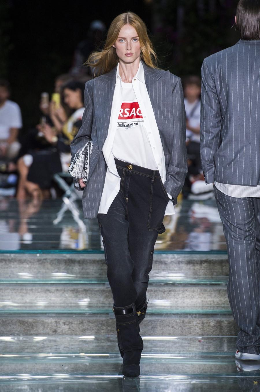 Versace Spring Summer 2019 - Milano Moda Uomo