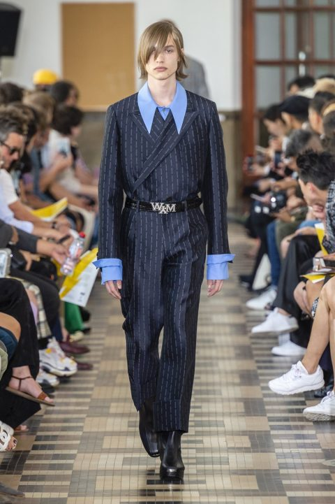 Wooyoungmi Men's Spring Summer 2019 - Paris Fashion Week