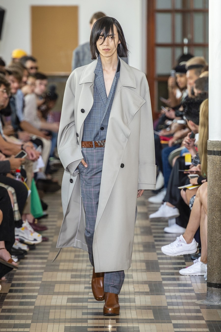 Wooyoungmi Men's Spring Summer 2019 - Paris Fashion Week