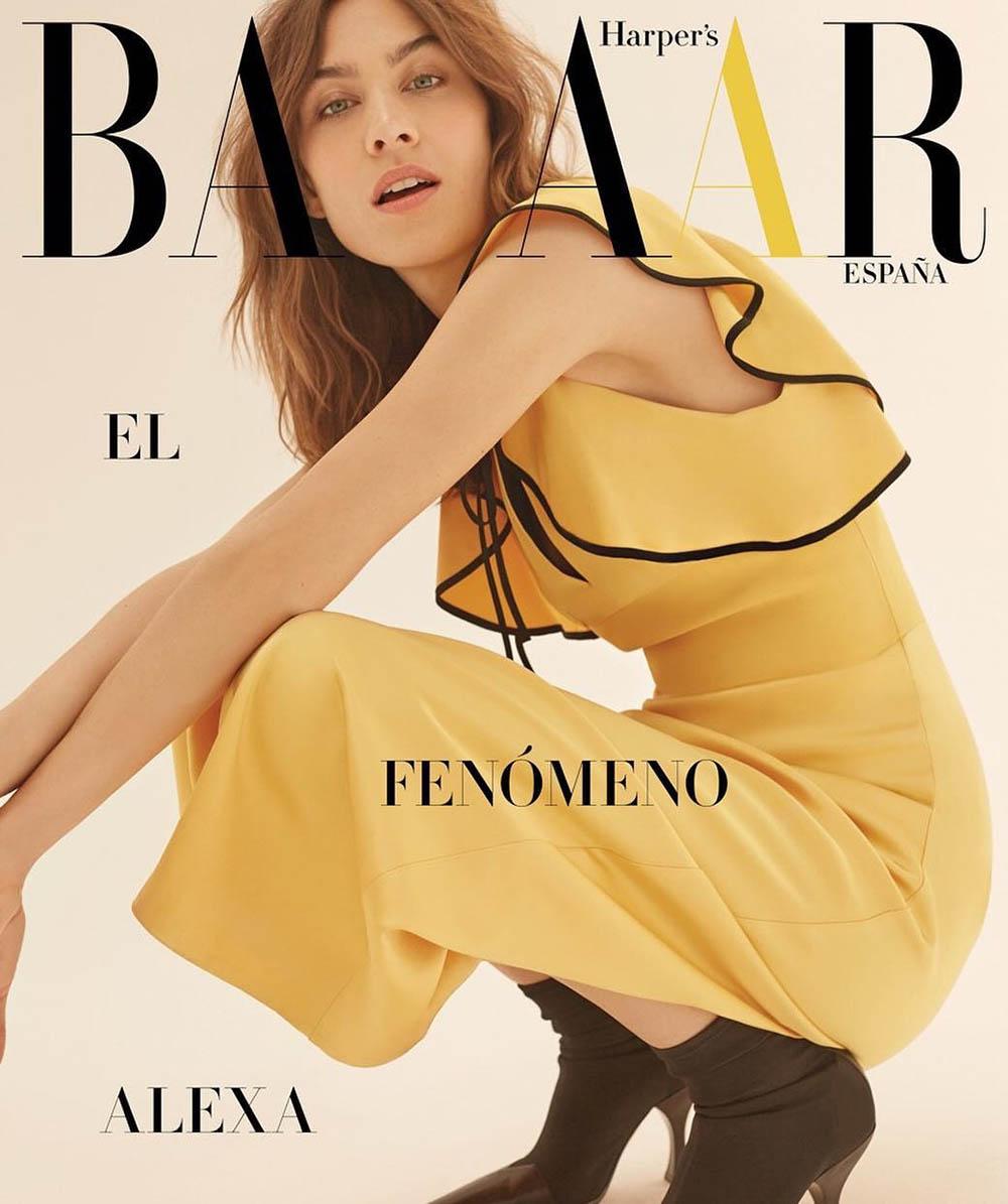 Alexa Chung, Kate Moss, and More Up For British FashionAward