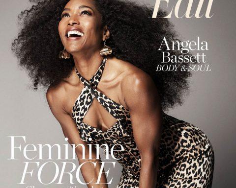 Angela Bassett covers Porter Edit July 20th, 2018 by Paola Kudacki
