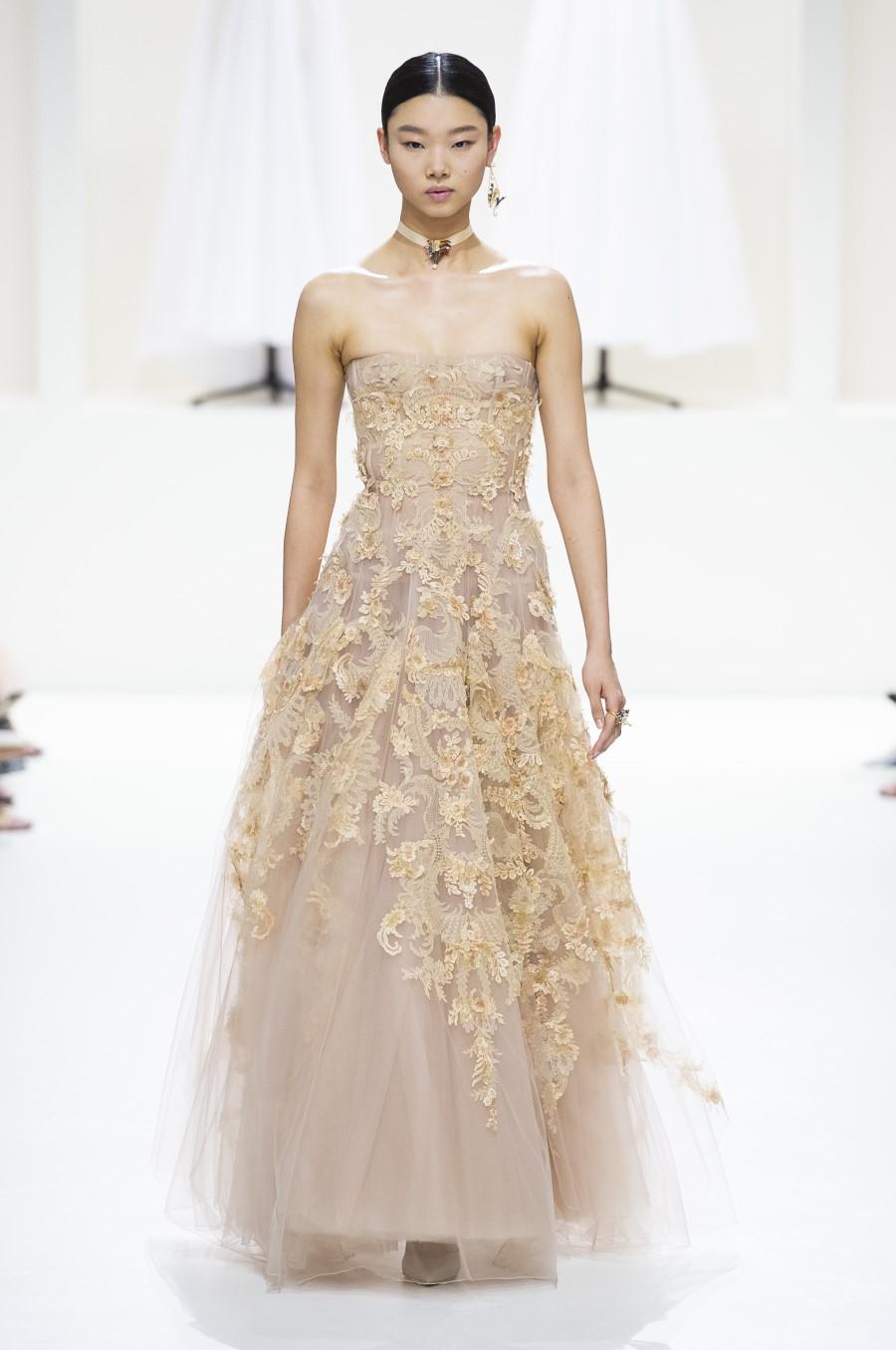 Christian Dior Haute Couture Fall Winter 2018