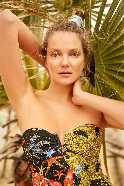 Eniko Mihalik covers Elle Croatia July 2018 by Rocío Ramos