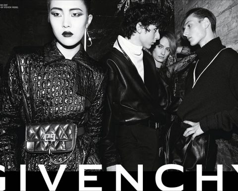 Givenchy Fall Winter 2018 Campaign
