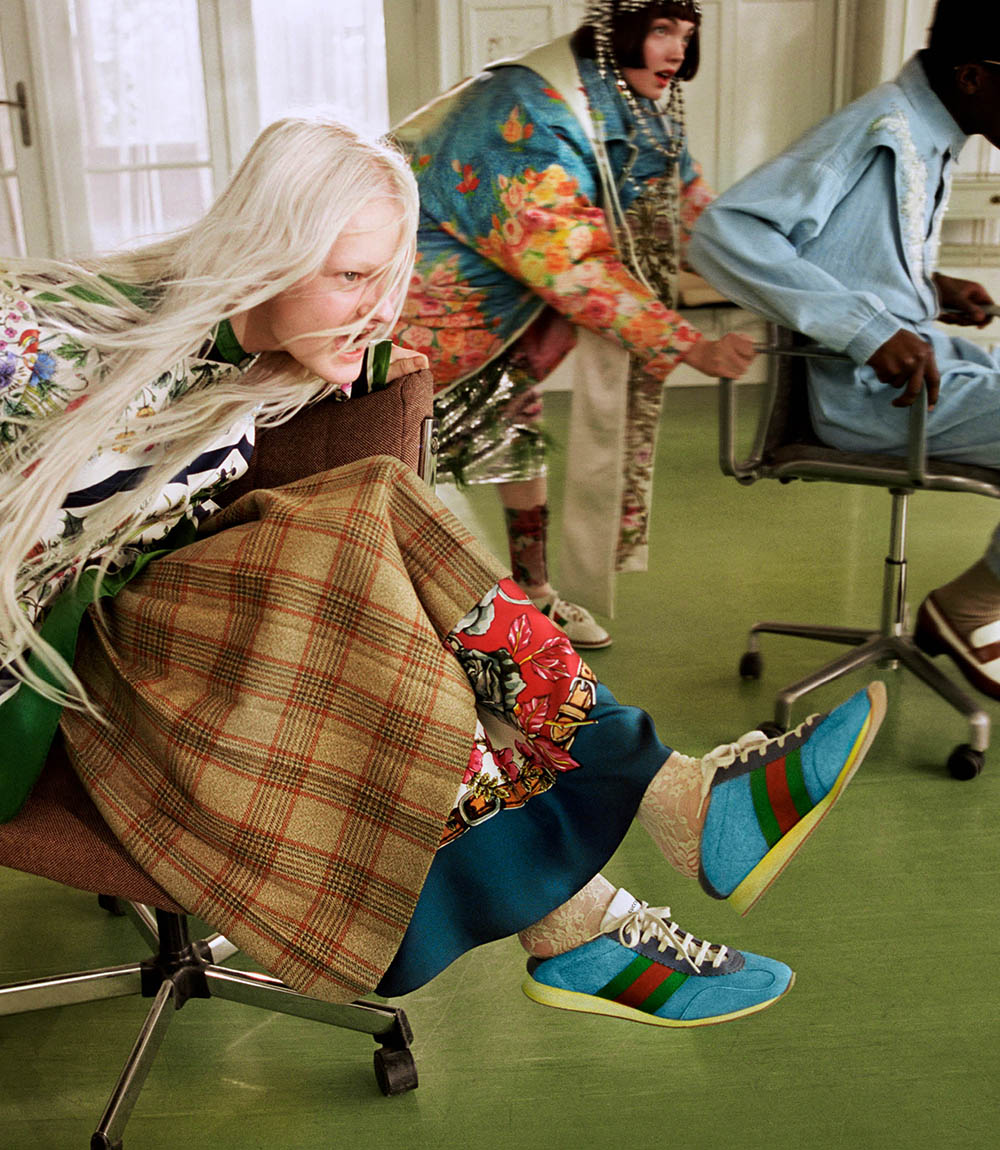Gucci Fall Winter 2018 Campaign