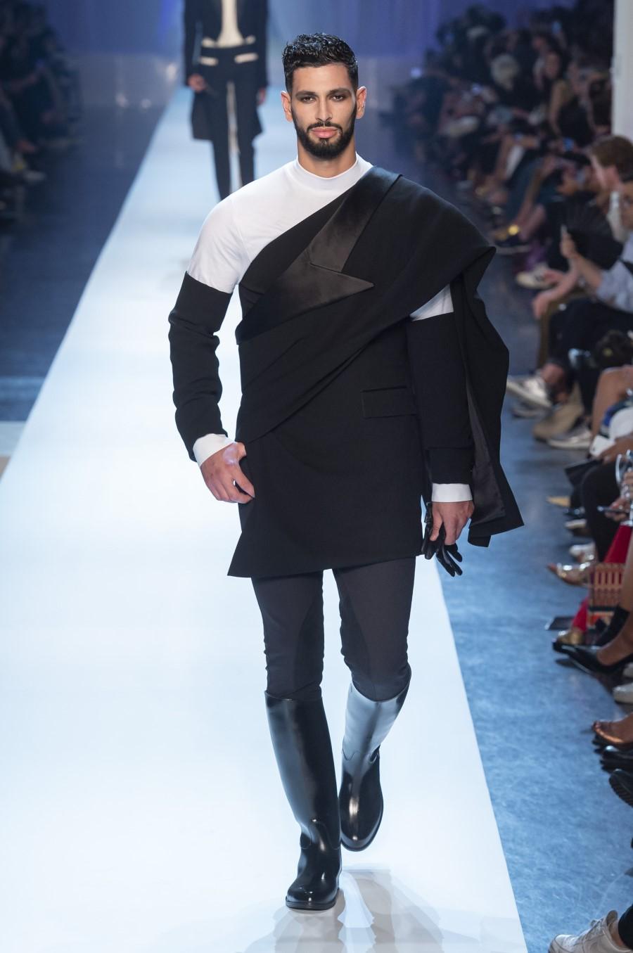 Jean Paul Gaultier Haute Couture Fall Winter 2018