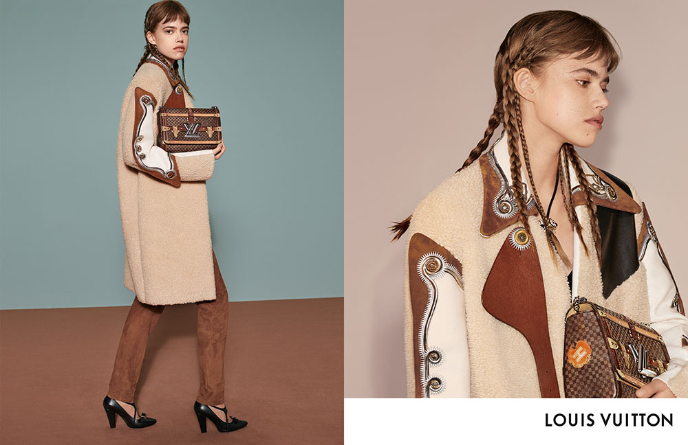 Louis Vuitton Fall Winter 2018 Campaign