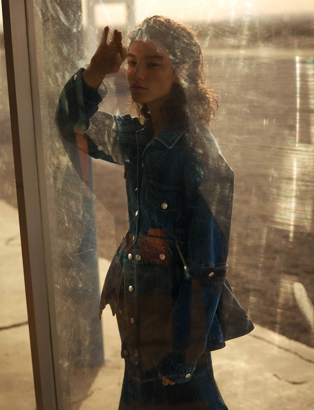 McKenna Hellam by Rory Payne for Vogue Mexico July 2018