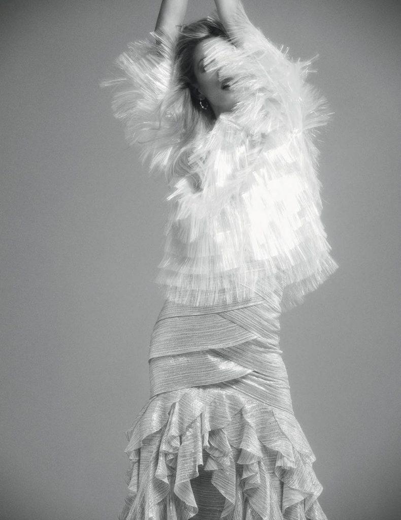 Nadja Bender by Zoey Grossman for Vogue Arabia July 2018