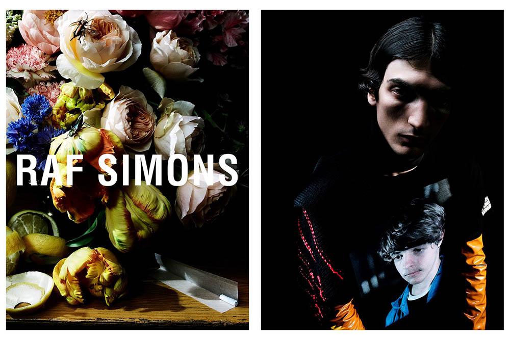 Raf Simons Fall Winter 2018 Campaign