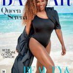 Serena Williams covers Harper's Bazaar UK July 2018 by Richard Phibbs