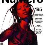 Adesuwa Aighewi covers Numéro August 2018 by Daniel Sannwald