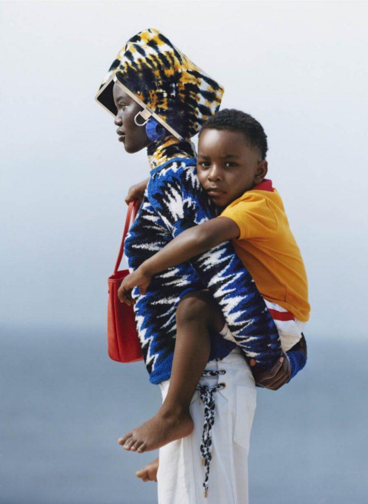 Adut Akech by David Luraschi for Vogue US August 2018